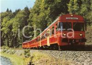 1976 SVIZZERA Sihltal Zürich Uetliberg Bahn SZU Serie Bt 181-183 Cartolina FP NV
