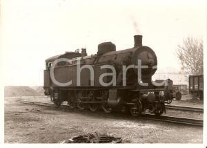 1970 ca FERROVIE Treno a vapore 031 *Fotografia 14 x 10 cm
