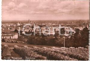1951 CASALE MONFERRATO (AL) Panorama della città *Cartolina FG VG