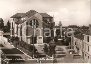 1960 ca TORTONA (AL) Santuario Madonnina della Guardia *Cartolina FG NV