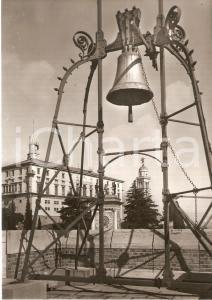 1955 ca UDINE Campana del Castello *Cartolina FG NV