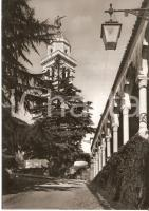 1955 ca UDINE Salita al Castello *Cartolina FG NV