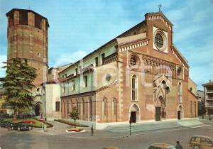 1965 ca UDINE Cattedrale di Santa Maria Annunziata *Cartolina animata FG NV