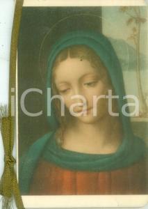 1957 MILANO Ditta RAIMONDI DI PETTINAROLI Calendario con Madonna