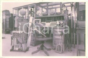 1960 ca PARMA Attrezzi sportivi al Cadillac Ranch Cartolina pubblicitaria FG NV