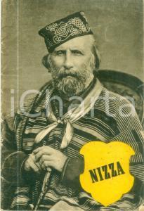 1940 NIZZA ITALIANA *Libretto PROPAGANDA Ed. NOVISSIMA Roma