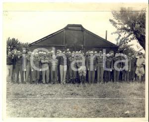 1945 ca UNITED STATES ARMY Comando del 5° CORPO D'ARMATA *Foto 25x21 cm