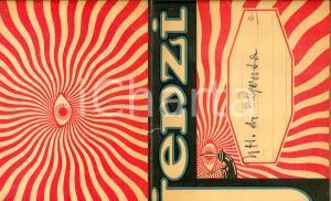 1950 ca MILANO Ottico - Fotografia JENZI *Busta PUBBLICITARIA vuota 25x19 cm