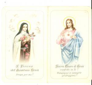 1944 BOLOGNA SALESIANI Calendario santuario parrocchia S. CUORE