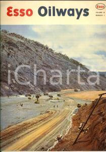 1951 ESSO OILWAYS Una centrale all'Equatore - Univis 54 *Rivista vol. IX n°1