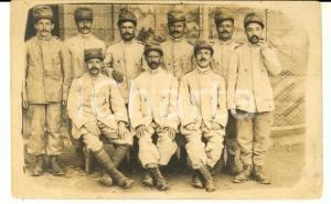 1910 ca REGIO ESERCITO Paolo GIACCARDI 19° Fanteria con i commilitoni *Foto
