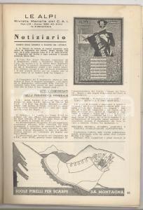 1940 LE ALPI Spedizione americana sul K2 Rivista mensile del CAI vol. LIX n° 2