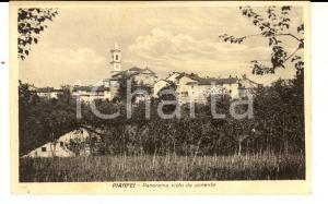 1930 PIANFEI (CN) Panorama visto da ponente *Cartolina postale FP VG