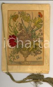 1968 MILANO Ditta RAIMONDI DI PETTINAROLI Calendario con coperta in cartoncino