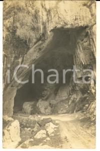 1917 DORGALI (NU) Grotta di S. Giovanni presso Domusnovas *Cartolina postale FP