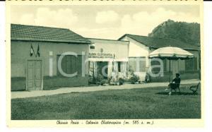 1936 CHIUSA DI PESIO (CN) Colonia elioterapica rag. GASTALDI *Cartolina ANIMATA