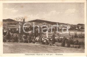1949 FRASSINORO (MO) Panorama del paese *Cartolina FP VG