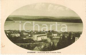 1934 VIVERONE (BI) Panorama della Frazione ROLLE *Cartolina FP VG
