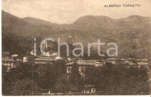 1932 VIU' (TO) Panorama con Albergo TORNETTI *Cartolina FP VG