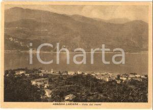 1950 ABBADIA LARIANA (CN) Il paese visto dai monti *Cartolina FG VG