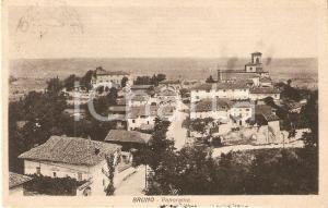 1942 BRUNO (AT) Panorama del paese *Cartolina FP VG
