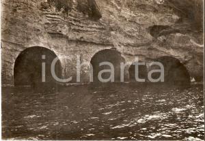 1955 ca ISOLA DI PONZA (LT) Grotte di PILATO *Cartolina FG NV