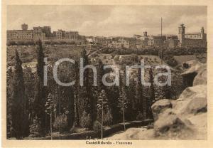 1950 ca CASTELFIDARDO (AN) Panorama della città *Cartolina FG NV