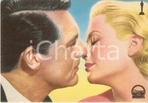 1955 MILANO - CACCIA AL LADRO al Cinema Manzoni Alfred Hitchcock Cartolina FG NV