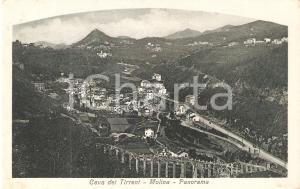 1926 VIETRI SUL MARE (SA) Frazione MOLINA Panorama *Cartolina FP VG