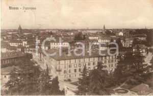 1914 MONZA Panorama della città *Cartolina FP VG