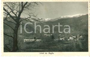 1958 BIOGLIO (BI) Panorama del paese *Cartolina FP VG