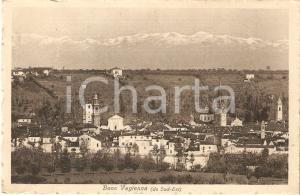 1930 BENE VAGIENNA (CN) Panorama del paese *Cartolina FP VG
