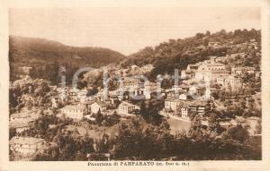 1927 PAMPARATO (CN) Panorama del paese *Cartolina FP VG
