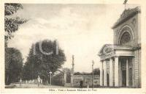1931 BRA (CN) Santuario Madonna dei Fiori *Cartolina FP VG