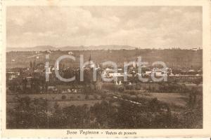 1932 BENE VAGIENNA (CN) Veduta da ponente *Cartolina FP VG