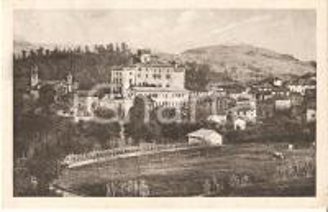 1928 BAROLO (CN) Veduta del Collegio Barolo *Cartolina FP VG