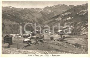 1930 ca SALICE D'ULZIO (TO) Panorama del paese *Cartolina FP NV
