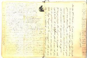 1840 ca CONVERSANO Mons. Antonio DALENA - Sermoni sul Giudizio 28 pp.
