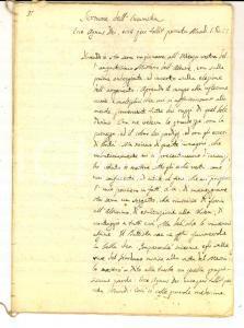 1840 ca CONVERSANO Mons. Antonio DALENA - Sermone dell'Eucaristia 16 pp.