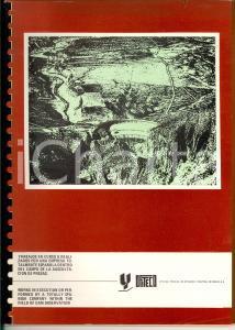 1973 ESPANA Ditta OFITECO Presentazione e dighe realizzate *Catalogo ILLUSTRATO