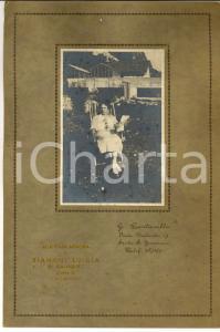 1941 SESTO SAN GIOVANNI Ritratto di Luigia BIANCHI in GALIMBERTI Foto CURTARELLO