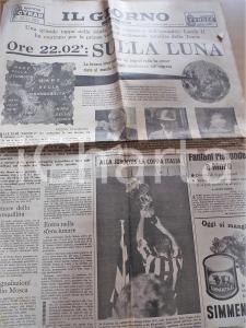 1959 IL GIORNO Il razzo LUNIK III arriva sulla Luna *Giornale anno IV n° 37