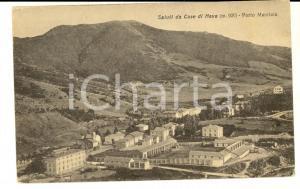 1915 ca IMPERIA PORTO MAURIZIO Veduta località CASE DI NAVA *Cartolina FP NV
