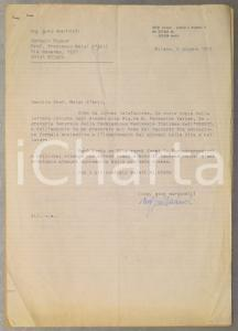 1973 MILANO Gino LEVI MARTINOLI su giovani e mondo del lavoro *INCOMPLETO
