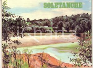 1973 PARIS SOLETANCHE S.A. Earth dams - Remedial works *ILLUSTRATED 20 pp.