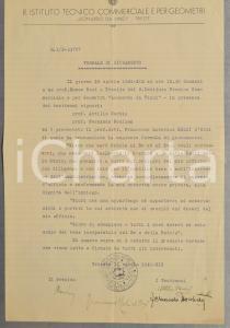 1941 TRIESTE ITC