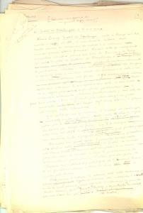 1950 ca Francesco MELZI D'ERIL Fustel de Coulanges e la sua opera *Bozza INEDITA