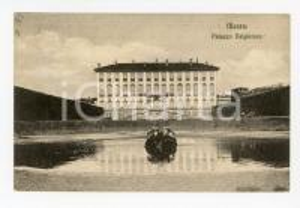 1909 MERATE (LC) Palazzo BELGIOIOSO *Cartolina Ernesto BASLINI FP VG
