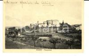 1930 ca DOZZA (BO) Panorama del paese *Cartolina postale FP VG