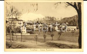 1950 ca TAVIGLIANO (BI) Scorcio panoramico *Cartolina postale FP VG